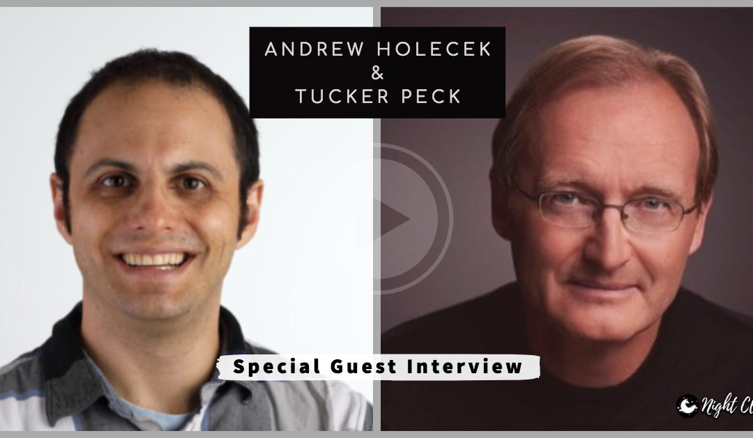Sleep Disorders, Insomnia, CBTi, Sleep Hygiene, Sleep Supplements, the Problem with Artificial Light and More.   Guest Interview with Dr. Tucker Peck, Ph.D