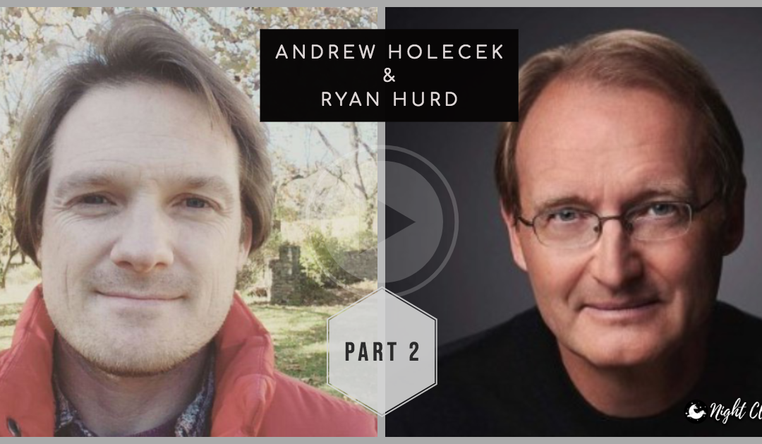Guest Interview with Ryan Hurd – Part 2   Sleep Paralysis, Alien Abduction, The Future of Lucid Dreaming, Ryan's Gadget Review, and More!