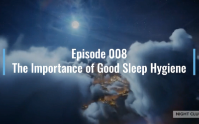 Webinar 8: The Importance of good sleep hygiene (Western tips)
