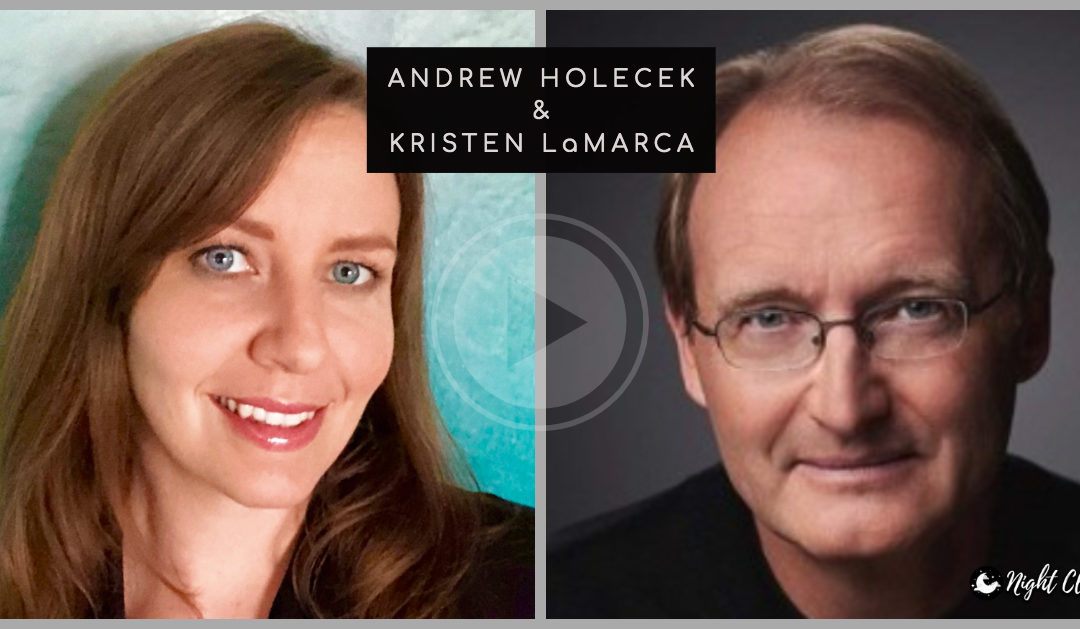 Lucid Dream Nightmare Therapy, Sleep State Misperception, Imagery Rehearsal Therapy, and Much More! | Interview with Kristen LaMarca, Phd