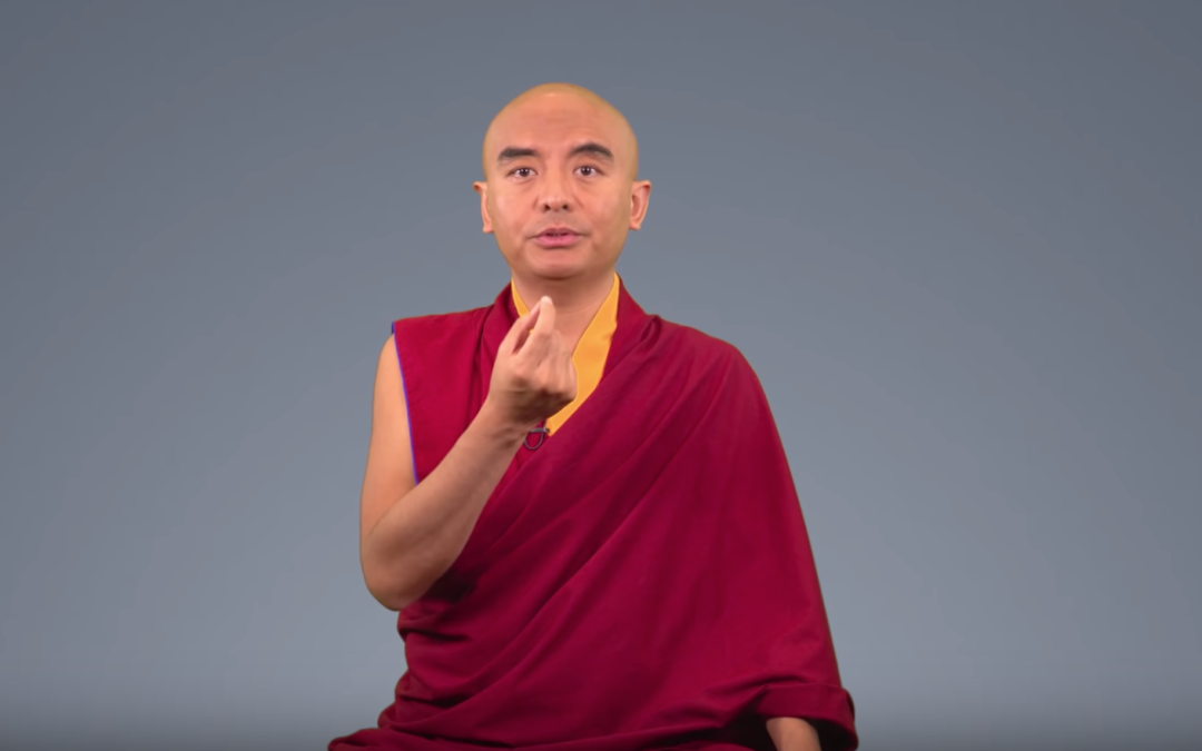 Meditation Is Easier Than You Think by Yongey Mingyur Rinpoche