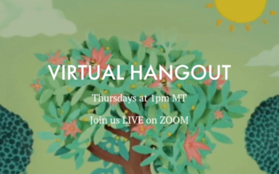 Virtual Hangout – Recorded on 9/24/2020