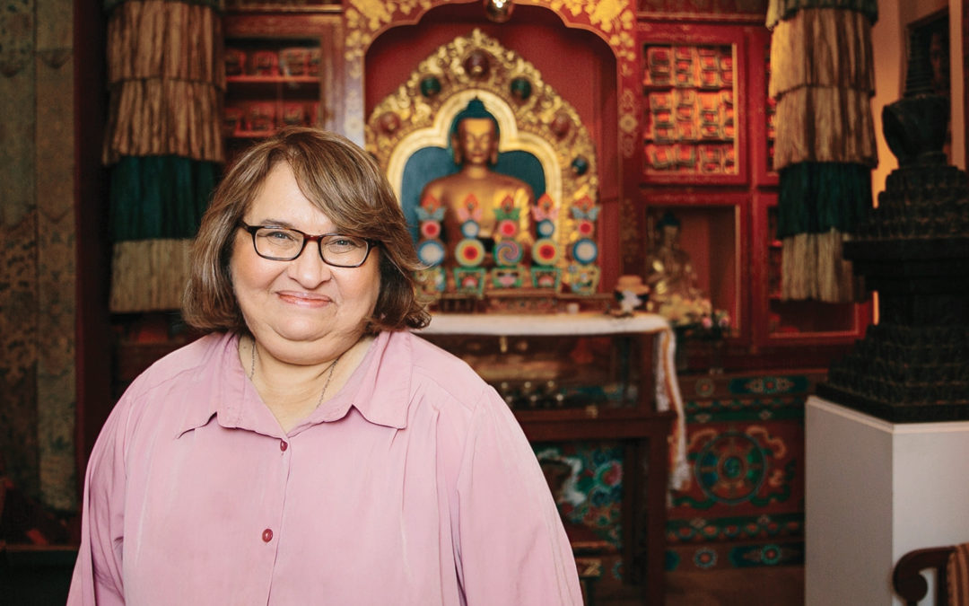 Interview #37 – Sharon Salzberg