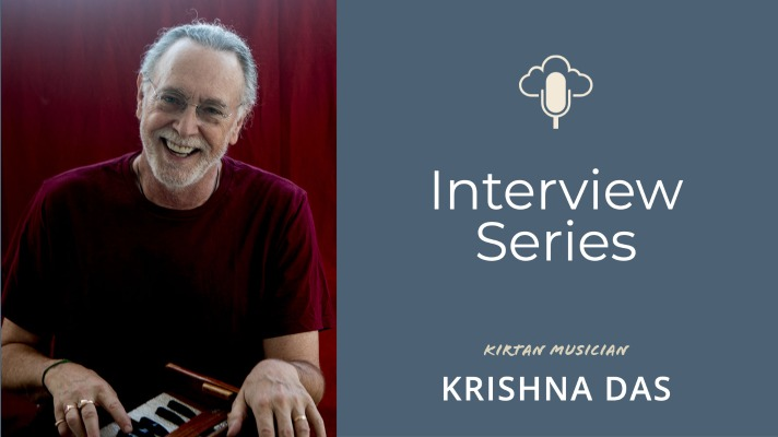 The Role Of Sound On The Path With Kirtan Musician Krishna Das [#38]