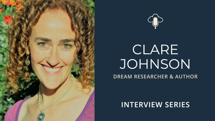A Deep Dive Into The World Of Nightmares With Clare Johnson