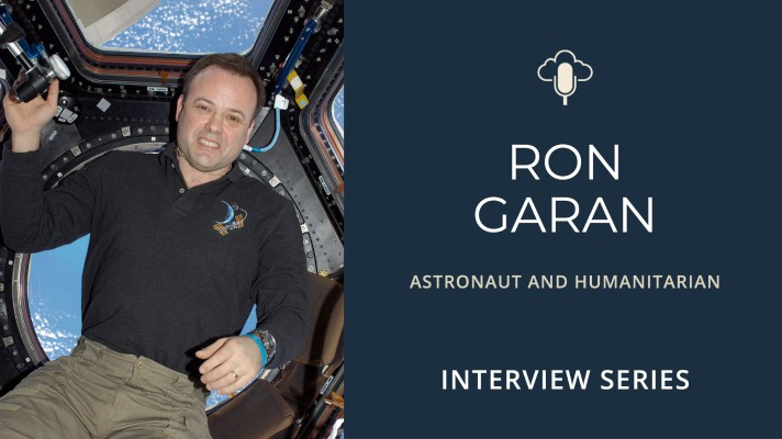 The Power of Perspective with Astronaut Ron Garan